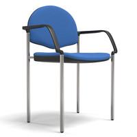 cadeira bridge chair 3d obj