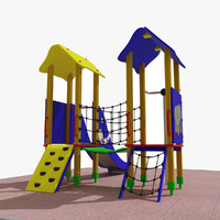 Playground Slide Elephant