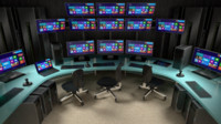 Command Control Room