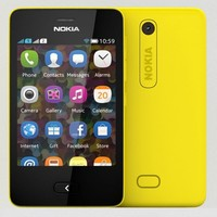 3ds max nokia asha 501 yellow