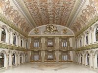 classic interior 3ds
