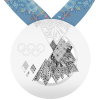 sochi winter games 2014 3d model