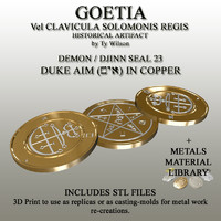 3ds seals goetia