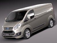 Ford Transit Custom Van LWB 2013