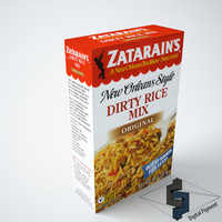 maya zatarains dirty rice