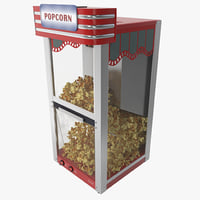 max theater style popcorn maker