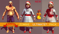 Zombie Ultimate pack