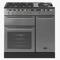 Rangemaster Hi-lite Range Cooker Oven