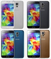 3d model samsung galaxy s5 color