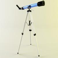 telescope sk707az2 3d max