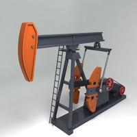 3d pump jack