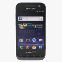 3d samsung galaxy attain model