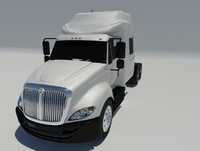 3ds international prostar truck