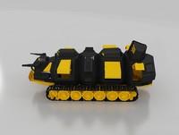 ant tank dwg