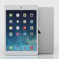 3d model apple ipad air
