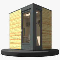 wooden shed max