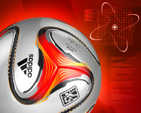 3d model of ball 2015 mls