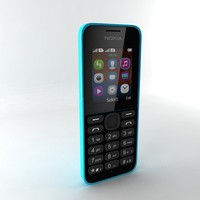 nokia 108 blue 3ds