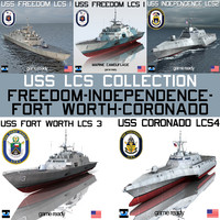 USS LCS Collection