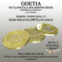 maya seals goetia