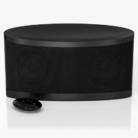 wireless speaker bowers wilkins 3d model