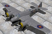 Bristol Beaufighter TFX