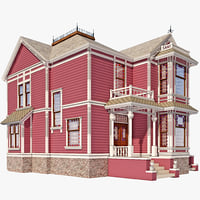 3d model house 17