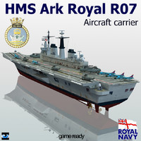 HMS Ark Royal R07