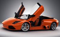 3d lamborghini murcielago roadster model