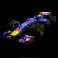 RB10 Formula 1 Car