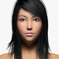 asian female max