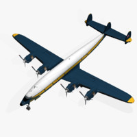 C-121J Constellation - Blue Angels