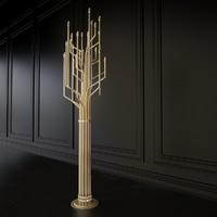 3d janis lamp model
