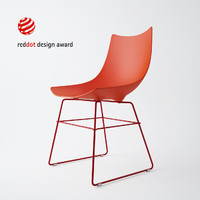 chair luc rossin 3d max
