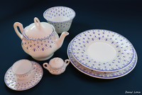 3d objects crockery