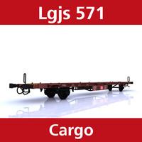 cargo lgjs 571 3ds