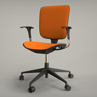 3d sprint chair model