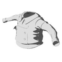3d cartoon jacket