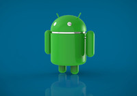 google android os 3d model