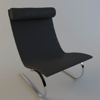 Chair Poul Kjaerholm PK20 Lounge
