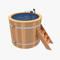 baptistery 3D models