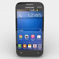 Samsung galaxy star pro Black