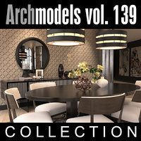 3d archmodels vol 139