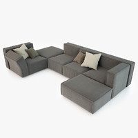maya calia 2 sofa modern living