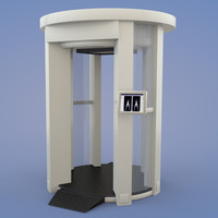 Full Body Scanner - Airline Security