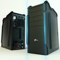 3d computer case prologix