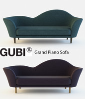 GUBI Grand Piano Sofa
