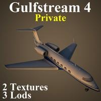 gulfstream 4 pv3 max