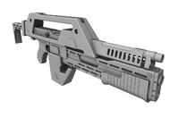 m41a pulse rifle obj