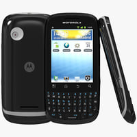 3d motorola cell phone